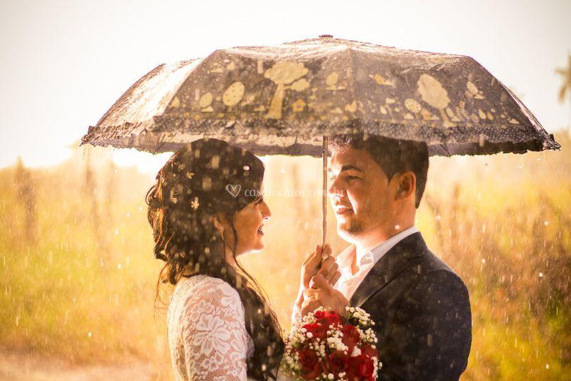 Chuva de amor