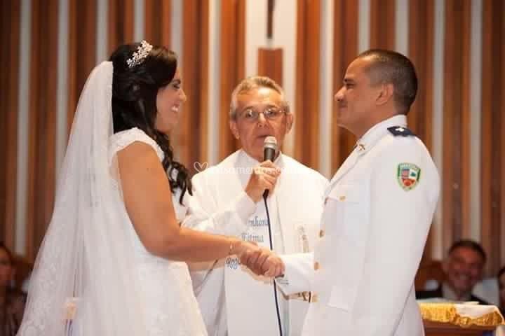 Wedding karla e Audran