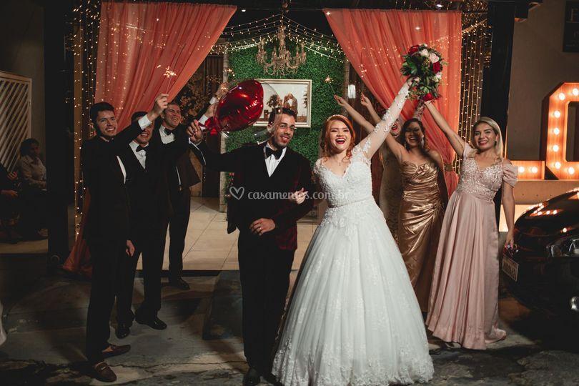 Casamento Eliane e Bruno