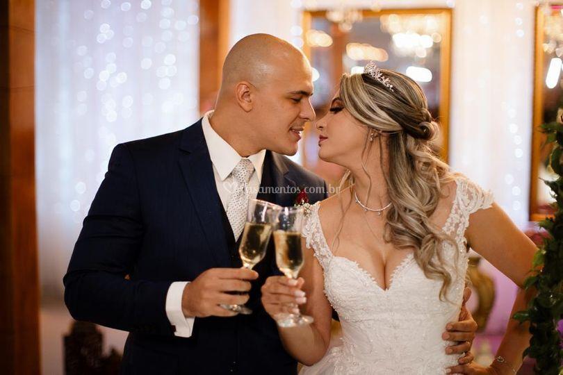 Casamento Cris e bruno