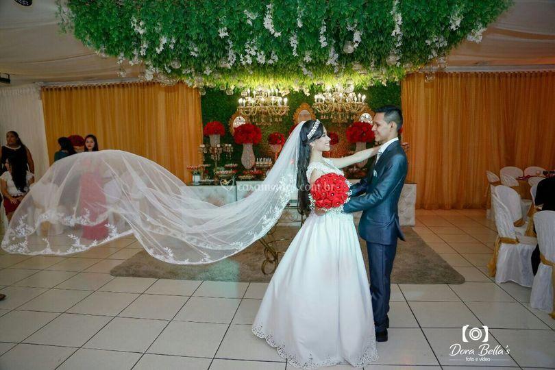 Wedding Eve e Marcelo