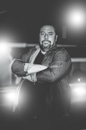 Adriano Moura - Baixista