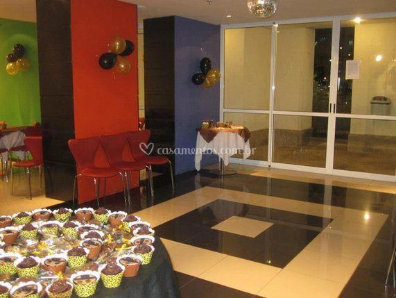 Villa Bordeaux Buffet