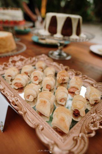 Croissant Recheados