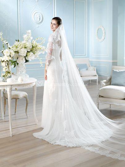 Vestido de noiva -San Patrick