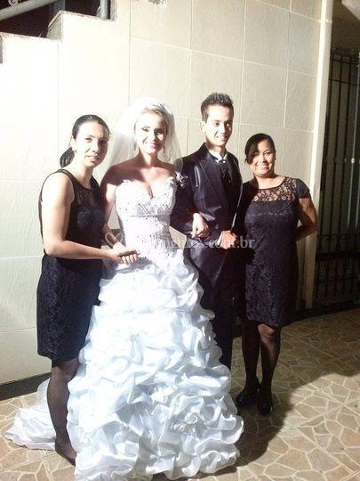 Casamento Fernanda Porto