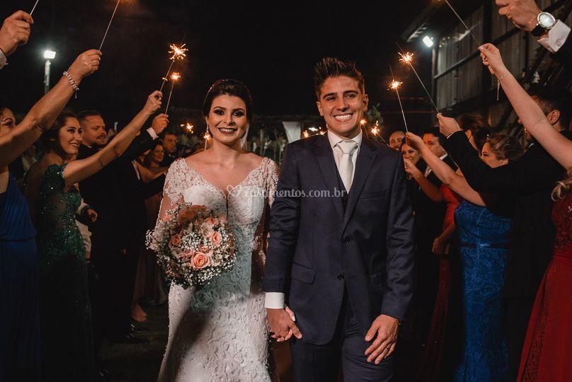 Feliz e casados
