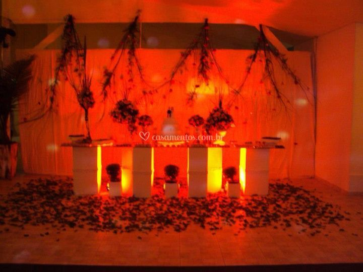 Iluminação Decorativa Interna