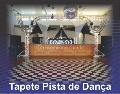 Tapete Pista de Dança