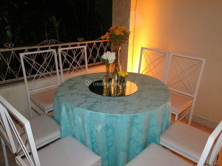 Mesa Convidado