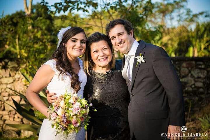 Noivos Jessica e Jose