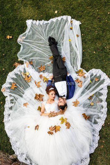 Foto pós casamento