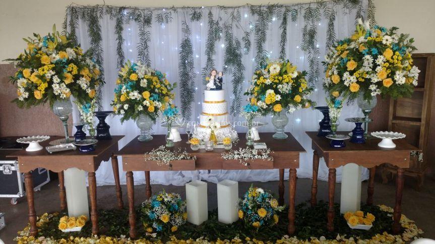 Casamento Aline & Andre