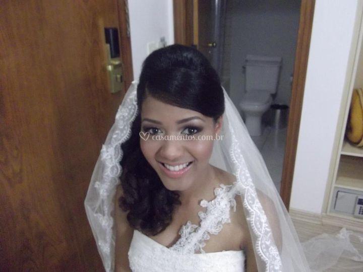 Preparação completa da noiva