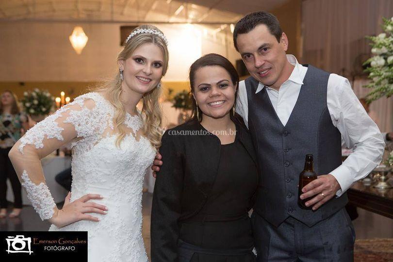 Cerimonial Larissa e Marcelo