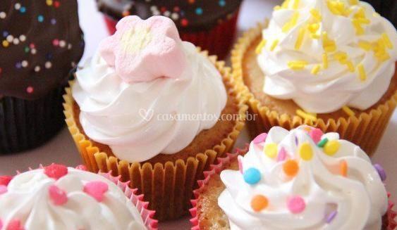Cupcakes artesanais
