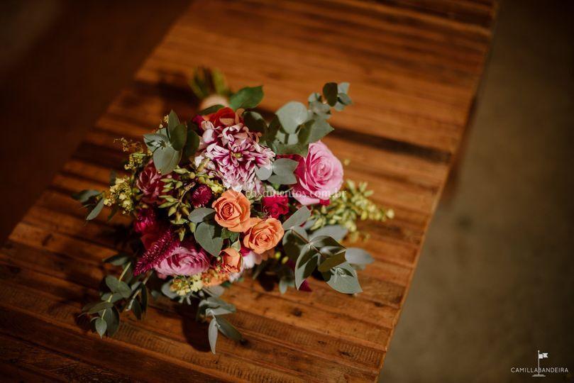 Flores no geral