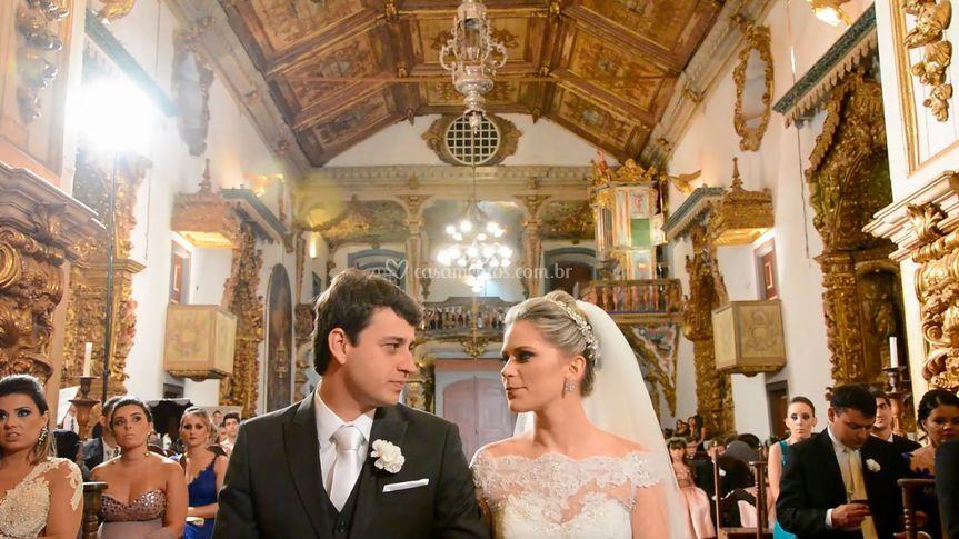 Casamento Fausto e Eveline
