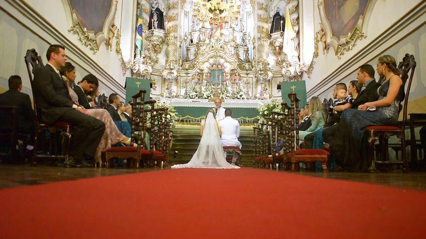 Casamento de Marcos e Kênia