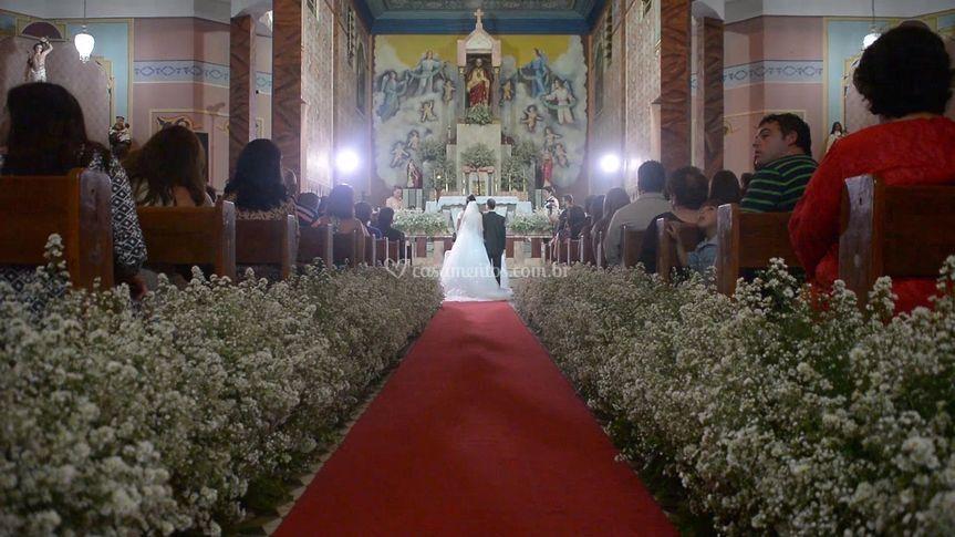 Casamento de Angélica e Rafael