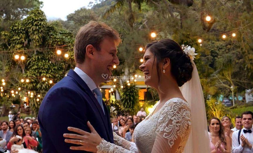 Casamento de Jaqueline e Paulo