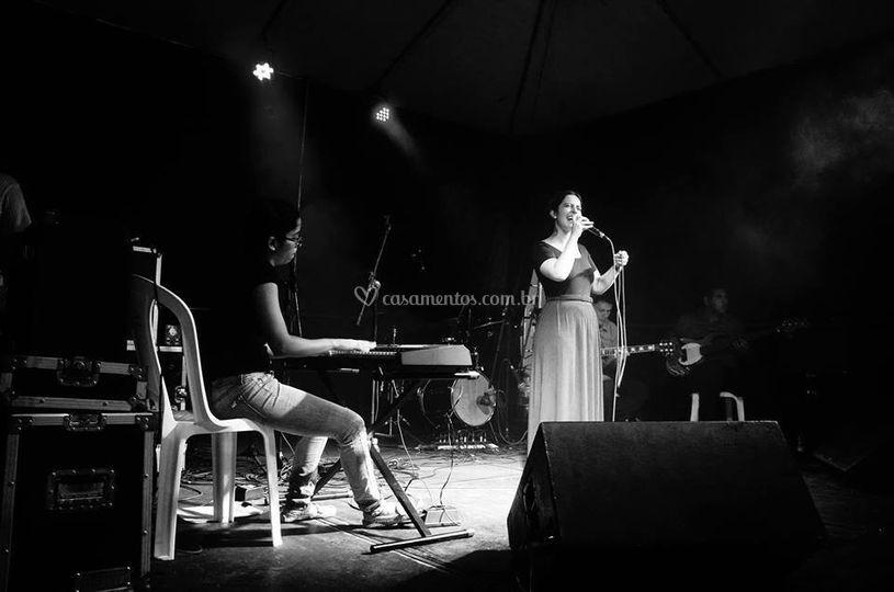 Apresentação no São Luis Jazz