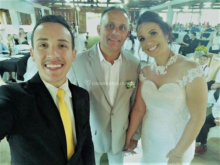 Casamento de Luiz e Juanita