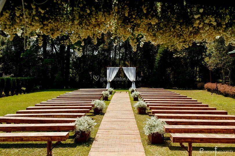 Cerimônia - Spazio Dei Nonni