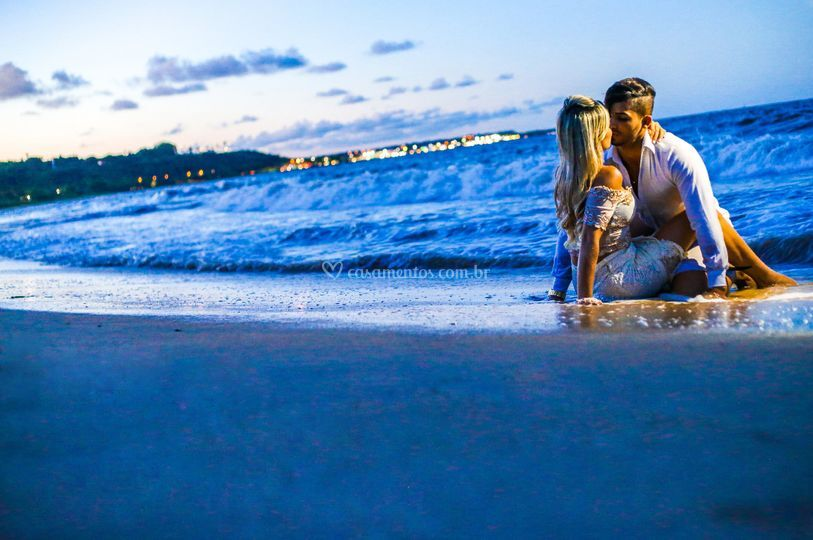Ensaio praia