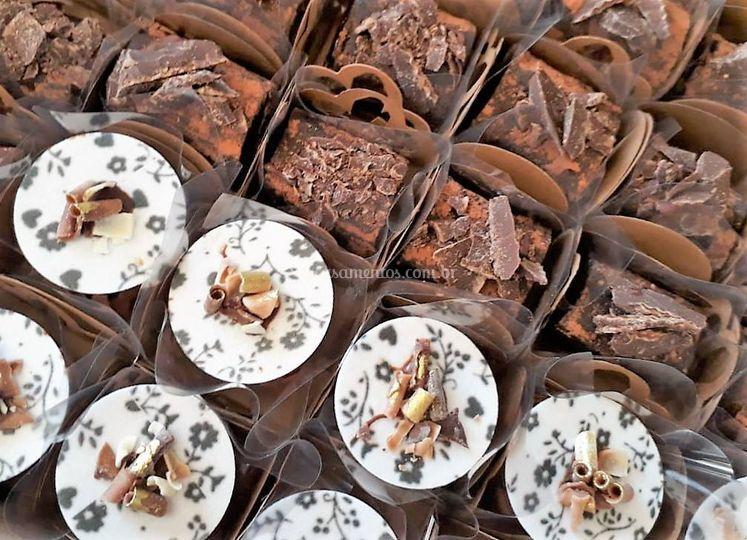 Delícias de chocolate