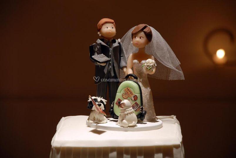 Casamento Luciana+Victor