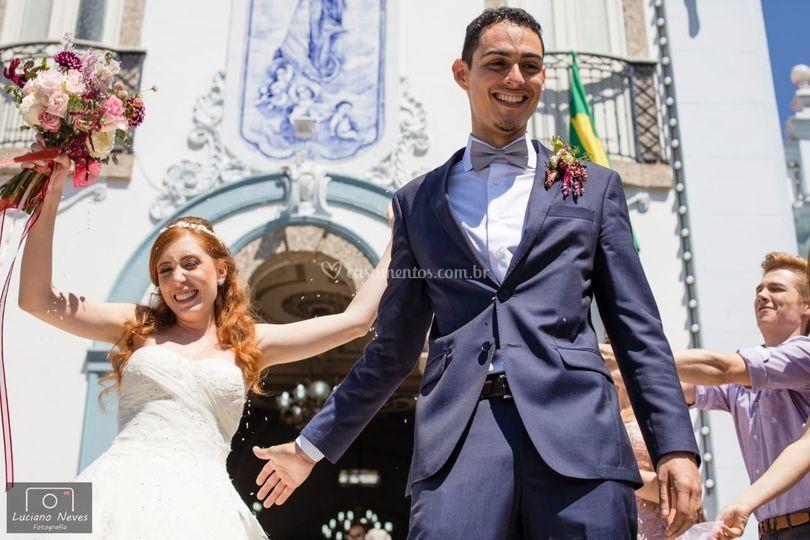 Casamento Polyana e João