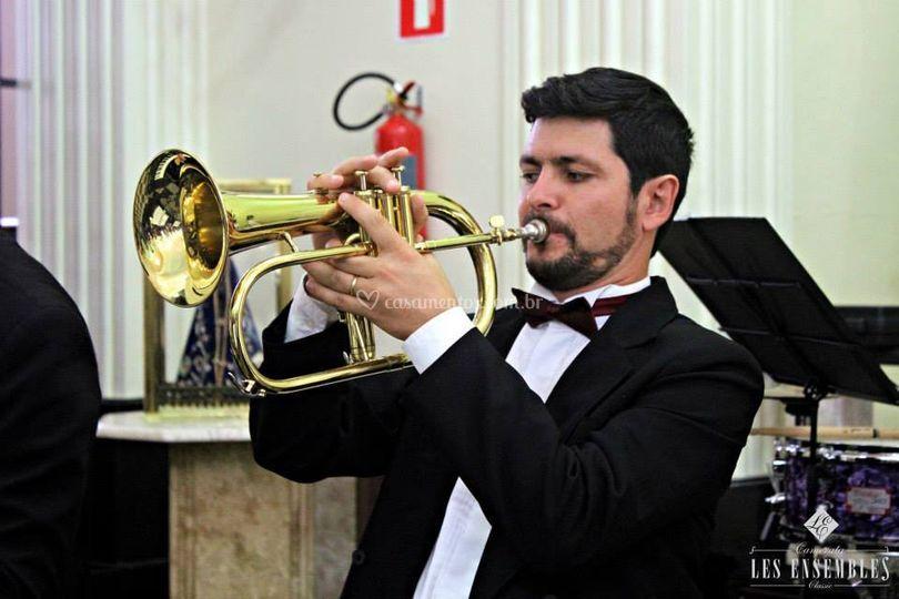 Triunfais e trompetes