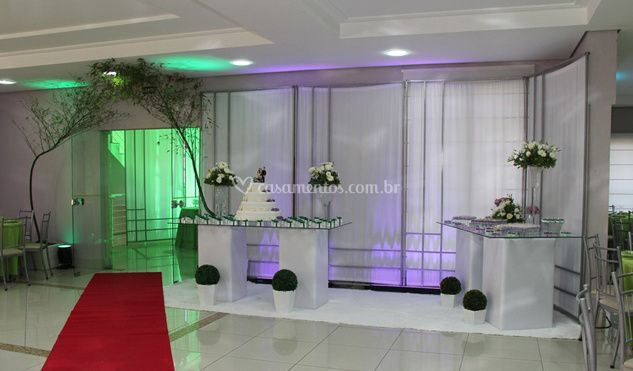 Mesa de noiva