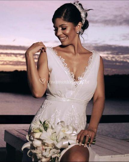 Noiva Esmeria