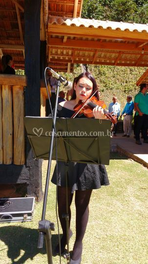 Violinista Karolayne