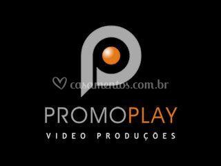 Promo play logo