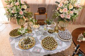Aroma Buffet & Ornamentação