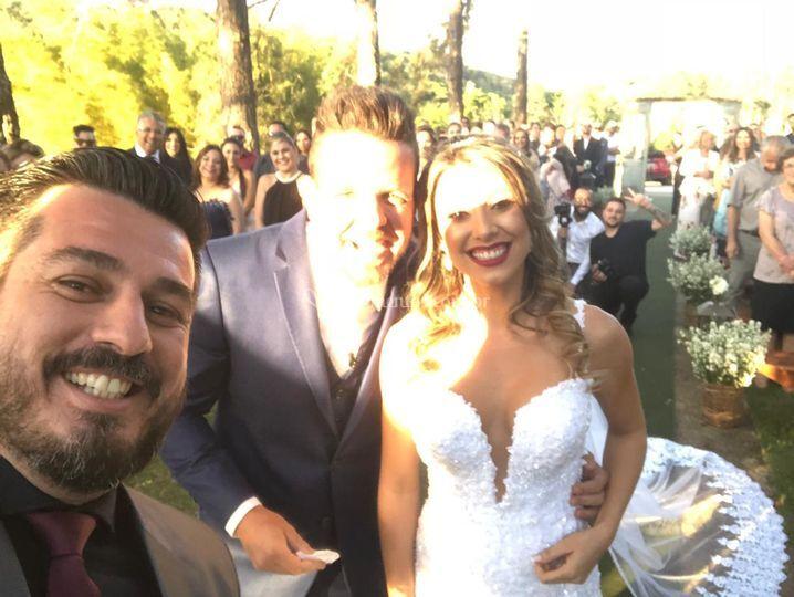 Casamento Cristiane e Marcelo