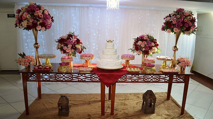 Marsala Festa Casamento