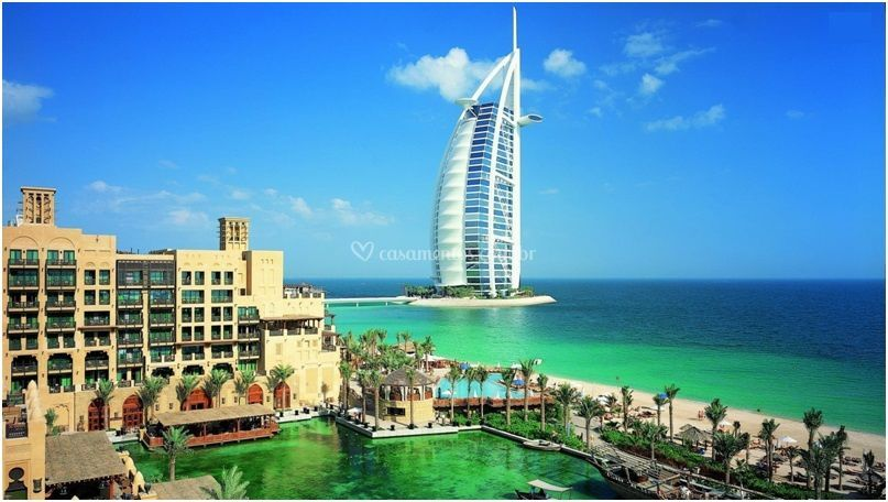 Lua de Mel - Dubai