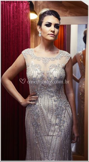 Vestido De Luxe