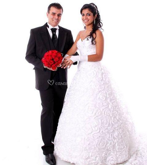 Casal romântico