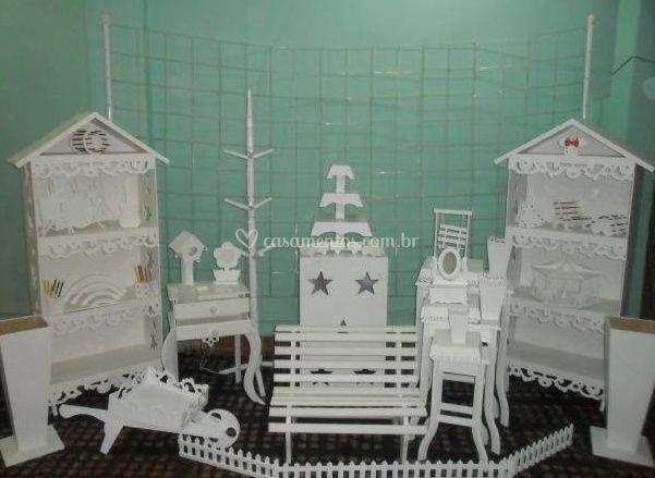 Artigos decorativos