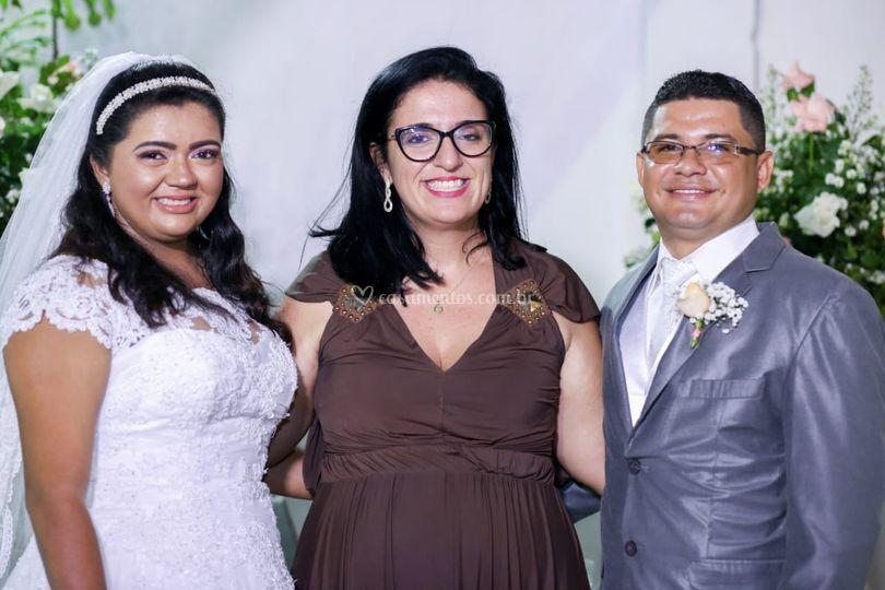 Bodas Flores Mirella e Adriano