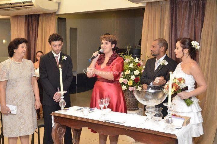 Casamento Andréa e Carlos