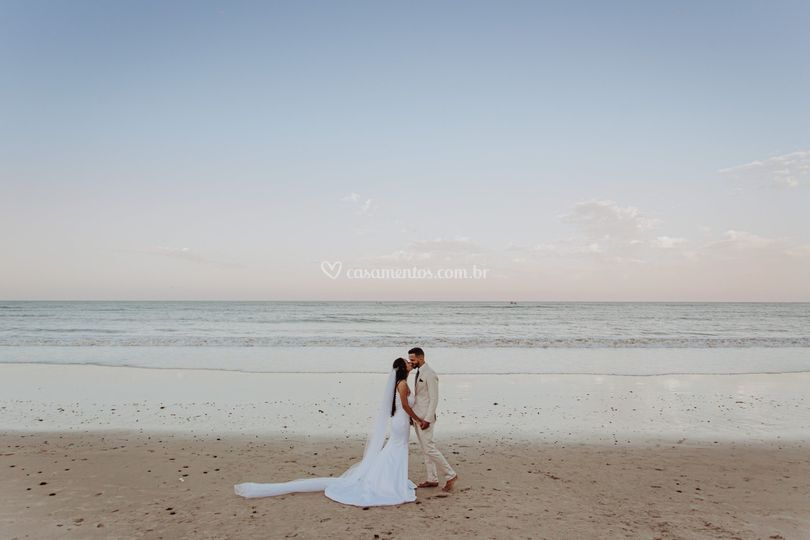 Casamento na Praia de JP