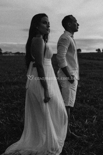 Ensaio Fernanda e Anderson