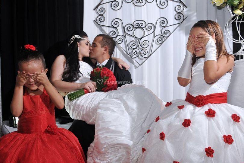 Attend cerimonial - fotos