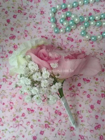 Flor lapela